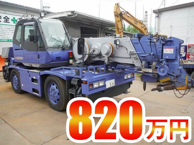 ラフタークレーン タダノ(多田野) GR-120N-1-00111
