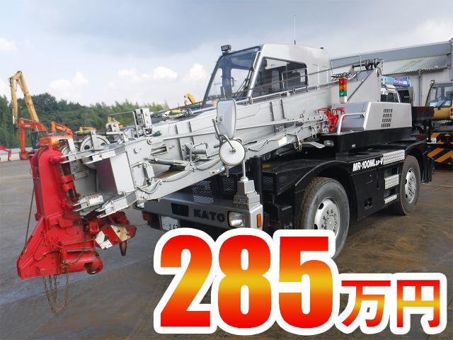 ラフタークレーン 加藤製作所 KR-10HM-LⅡ