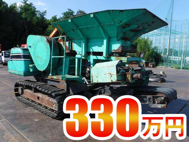 自走式破砕機 コマツ(小松) BR100J