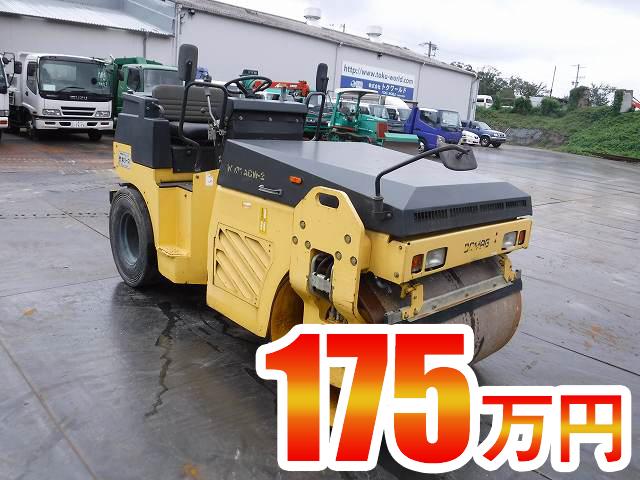 コンバインド振動ローラー ボーマク BW131ACW-2