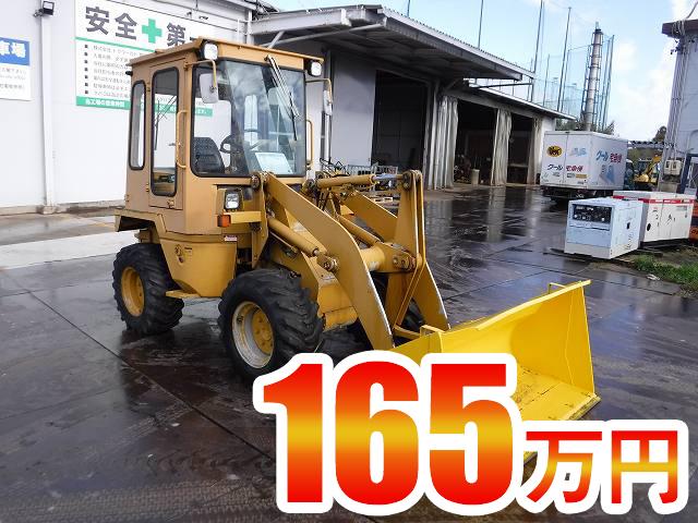 ホイールローダー コマツ(小松)WA30-5