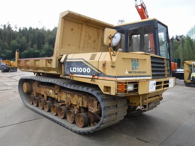 キャリアダンプ 三菱 LD1000