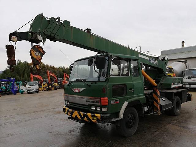 トラッククレーン タダノ TS-75M
