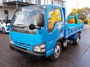 トラック&車両 PB-NKR81AD ダンプ いすゞ 2t ディーゼルエンジン