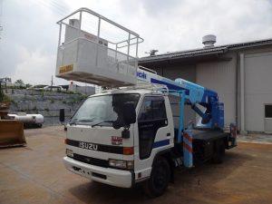 高所作業車 SK200 アイチ(愛知車輌) 20m ディーゼルエンジン