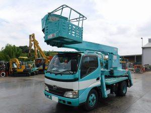 高所作業車 SS12A アイチ(愛知車輌) 11.9m