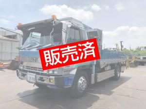 トラック U-CVR70K ユニック車 いすゞ 10t
