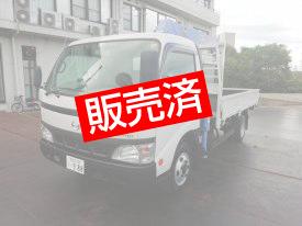 トラック PB-XZU411M ユニック車 日野 3t ディーゼルエンジン