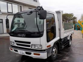 トラック KK-FRR35C3S ダンプ いすゞ 4t ディーゼルエンジン