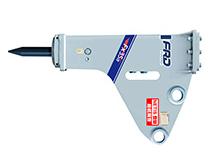 古河ロックドリル-油圧ブレーカー-Fx35