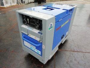 溶接機 DLW-300LS デンヨー 280A