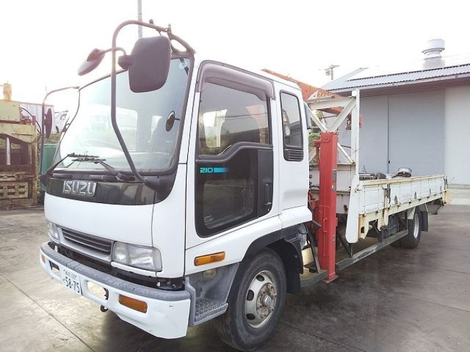 運搬車両 KC-FRR33L4 いすゞ 4t