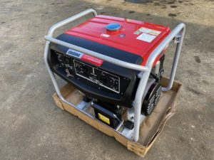発電機 EGY6000TE-B 6KVA