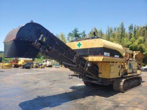 環境機械 MR126 キャタピラー 120㎥/h 土質改良機