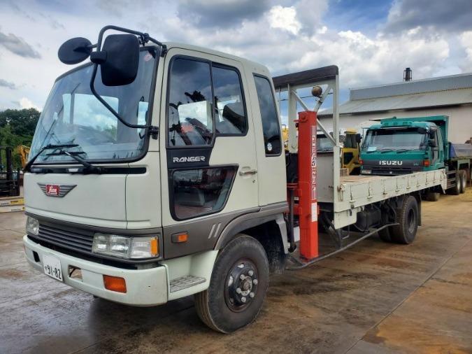 運搬車両 U-FD3HKAK 日野自動車 4t